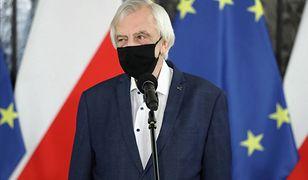 Spór w Zjednoczonej Prawicy. Terlecki o Solidarnej Polsce: damy po łapie