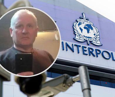 Jacek Jaworek poszukiwany również przez Interpol. Wystawiono czerwoną notę