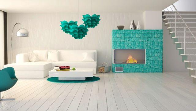 Pomysł na salon w stylu minimalistycznym
