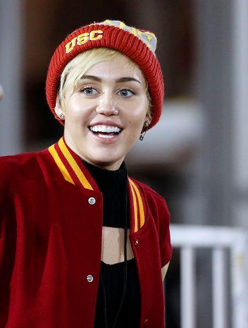 Miley Cyrus zdobyła serce Patricka Schwarzeneggera