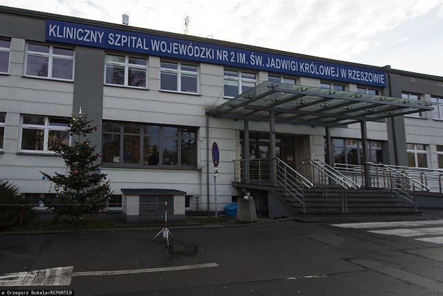 W rzeszowskim szpitalu pracuje kilkaset pielęgniarek