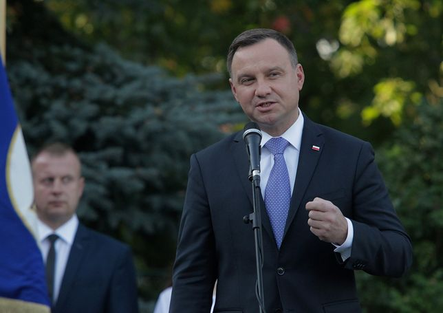 Andrzej Duda: Chcę jak najlepiej wykonywać swoje obowiązki prezydenckie