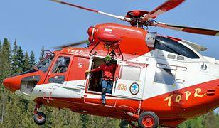 Tatry. Tragiczny wypadek w okolicy Niebieskiej Turni