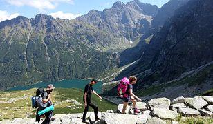 Groźny wypadek w Tatrach. Interweniowało TOPR