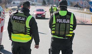 Koronowirus w Polsce. Apel policji w sprawie zgłaszania przestępstw