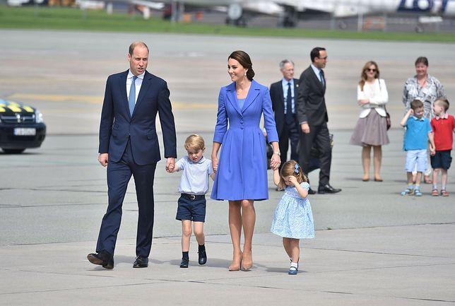 William i Kate podziękowali za wizytę w Polsce. To zdjęcie stało się hitem
