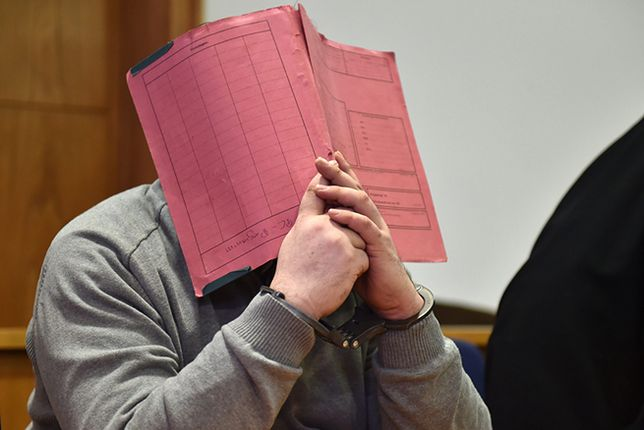 Sanitariusz morderca skazany na dożywocie