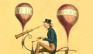 Zapomniana historia nauki, czyli fantazje i facecje naszych dziadków