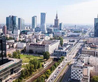 Warszawa 2014 Timelapse (NIEZWYKŁE WIDEO)