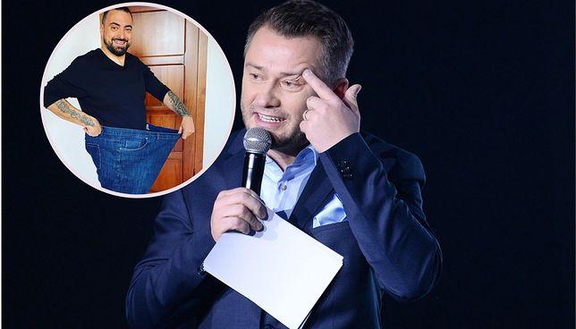 Tomasz Sekielski przeszedł spektakularną metamorfozę