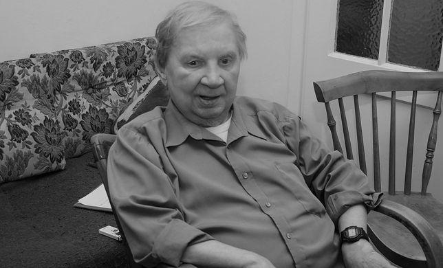 Roman Kłosowski zmarł w wieku 89 lat. Aktor przebywał w domu opieki pod Łodzią