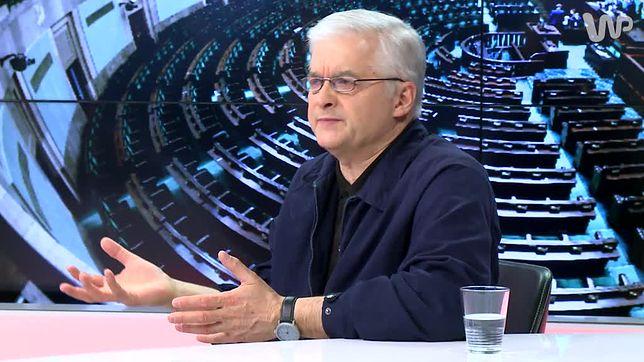 Włodzimierz Cimoszewicz: Tusk poradziłby sobie z Dudą jak z przedszkolakiem