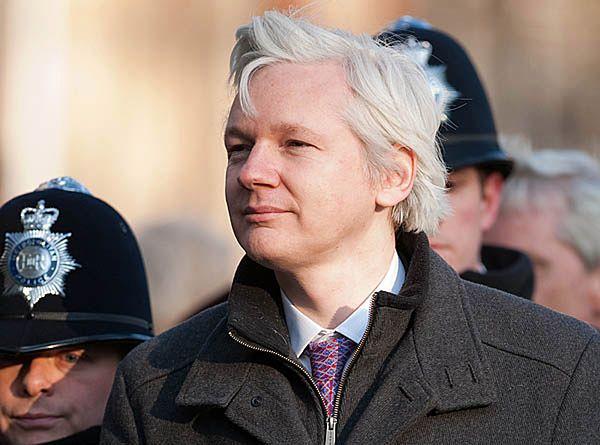 Wielka Brytania wyklucza umożliwienie wyjazdu Julianowi Assange'owi