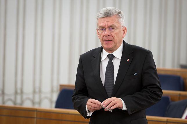 Szczepionka na COVID. Stanisław Karczewski z propozycją dla szefa PSL