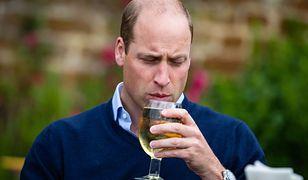 Książę William ma problemy z alkoholem? Informator nie ma wątpliwości