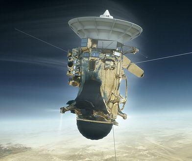 Po prawie 20 latach od startu sonda Cassini kończy swoją misję