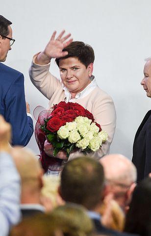 Wyniki wyborów do Europarlamentu 2019. Rekordowy wynik Beaty Szydło