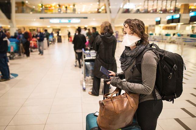 Na lotniskach trzeba przestrzegać zasad bezpieczeństwa