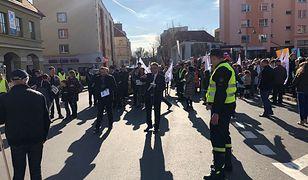 Mieszkańcy Gminy Lubin protestują przeciwko przyłączeniu siedmiu sołectw do miasta