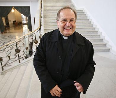 Ojciec Tadeusz Rydzyk w Sejmie