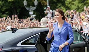 Księżna Kate z torebką polskiej marki. Znowu!