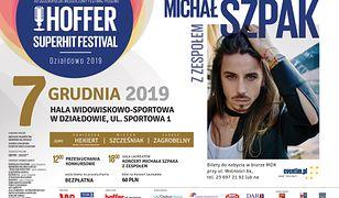 Jednym z gości tegorocznego festiwalu będzie Michał Szpak