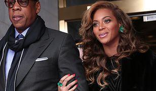 Jay-Z i Beyonce są zgraną parą.
