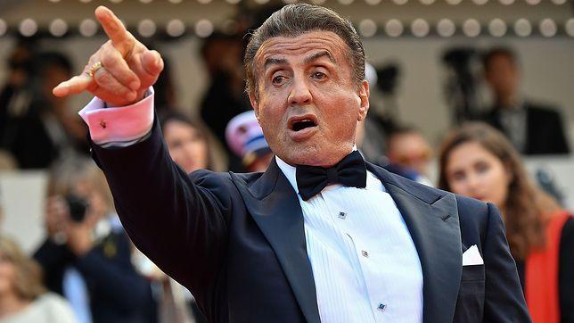 "Sylvester Stallone pokazał w Cannes fragmenty nowego ""Rambo"""
