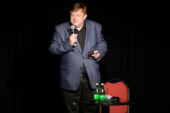 Olaf Lubaszenko walczy z otyłością.