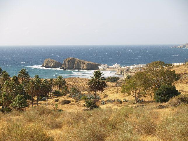 Widok na Cabo de Gata-Nijar Natural Park