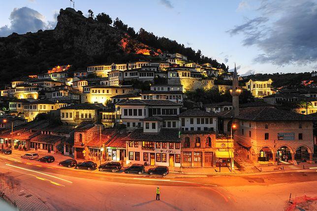 miasto Berat, Albania
