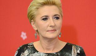 Agata Kornhauser-Duda przeznaczyła na licytację naszyjnik. Jest kwota