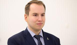 Adam Andruszkiewicz zakłada nową siłę polityczną. Ma ambitny cel