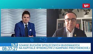 """Michał Kobosko potwierdza: Hołownia rozmawiał z Kosiniakiem-Kamyszem. Chodzi o """"ewentualną współpracę"""""""