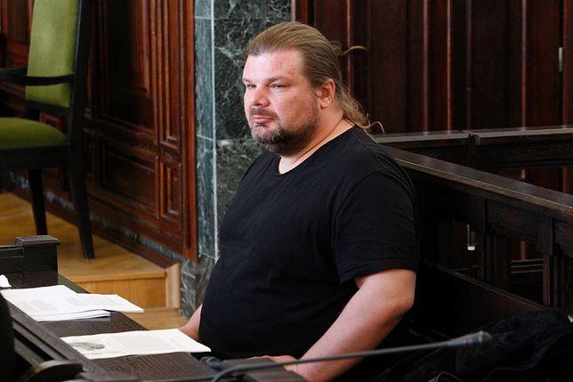 Rafał Gaweł został skazany na dwa lata więzienia za oszustwa.