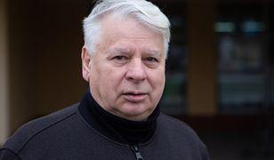Bogdan Borusewicz opisał na Facebooku sytuację z dziennikarką TVP