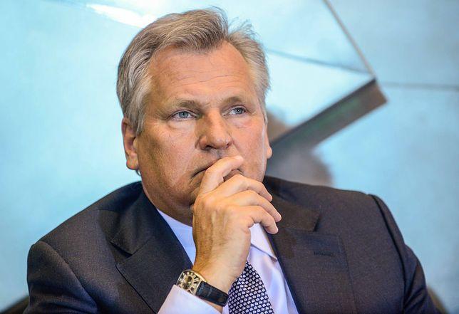 Aleksander Kwaśniewski mocno dystansuje się od referendum konstytucyjnego