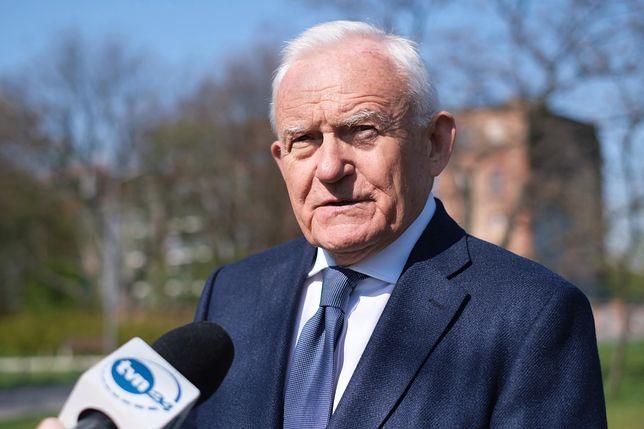 """Leszek mówił też w programie """"Tłit"""" o aferze wokół Mariana Banasia"""