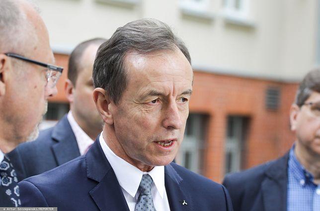 Marszałek Senatu. Tomasz Grodzki wspólnym kandydatem opozycji