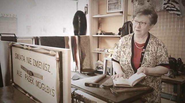 Lucyna Woźniak - kaletnik z powołania