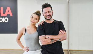 """Julia Wieniawa na treningu do """"Tańca z Gwiazdami"""". Nie widać po niej wysiłku"""