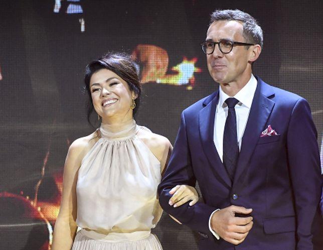 Katarzyna Cichopek i Maciej Kurzajewski zostali telewizyjnymi partnerami.