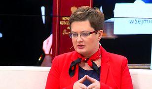 Andrzej Grzegrzółka: marszałek Sejmu oczekuje wyjaśnień od posłów, którzy przerwali obrady; Katarzyna Lubnauer: próba zastraszania?