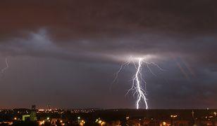 IMGW wydało ostrzeżenia przed burzami