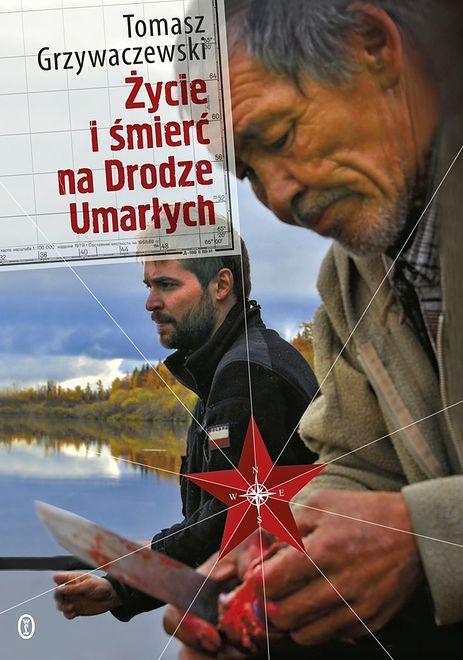 Spotkania z Tomaszem Grzywaczewskim, autorem ''Życie i śmierć na Drodze Umarłych''