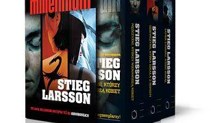 Millennium (1-3). Pakiet Trylogia Millennium:. Mężczyźni, którzy nienawidzą kobiet; Dziewczyna, która igrała z ogniem; Zamek z piasku, który runął