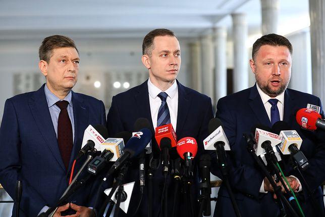 """PO nie odpuszcza ws. lotów Kuchcińskiego. """"Tego nie da się obronić. To zwykła ściema"""""""