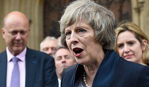 """""""Desperacka"""" wypowiedź Theresy May. Walka z terroryzmem za cenę praw człowieka?"""