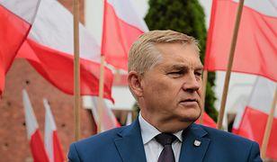 Prezydent Białegostoku Tadeusz Truskolaski.