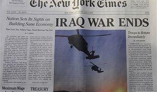 """""""New York Times"""" w internecie już nie za darmo"""